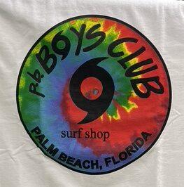 PB Boys Club Tie-Dye